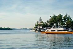 Το λιμάνι Στοκ Φωτογραφίες