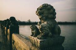 Το λιοντάρι πετρών Στοκ φωτογραφία με δικαίωμα ελεύθερης χρήσης