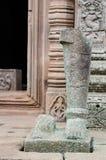 Το ιστορικό πάρκο βαθμίδων Phanom είναι παλαιό abou αρχιτεκτονικής του Καστλ Ροκ Στοκ φωτογραφία με δικαίωμα ελεύθερης χρήσης