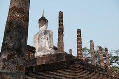 Το ιστορικό πάρκο Sukhothai Στοκ φωτογραφία με δικαίωμα ελεύθερης χρήσης