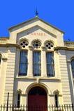 Το ιστορικό παρεκκλησι της Carmel σε conwy Στοκ Εικόνα