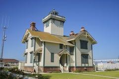 Το ιστορικό σημείο Fermin Lighthouse Στοκ Εικόνες