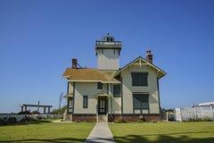 Το ιστορικό σημείο Fermin Lighthouse Στοκ εικόνες με δικαίωμα ελεύθερης χρήσης