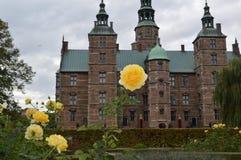 Το ιστορικό Castle στην Κοπεγχάγη Στοκ εικόνα με δικαίωμα ελεύθερης χρήσης