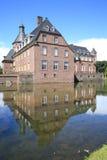 Το ιστορικό Castle Anholt, Γερμανία Στοκ εικόνες με δικαίωμα ελεύθερης χρήσης