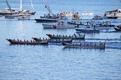 Το ιστορικό regatta Στοκ Φωτογραφία