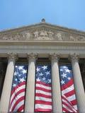 Το ιστορικό Washington DC Στοκ φωτογραφία με δικαίωμα ελεύθερης χρήσης