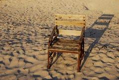 το κάθισμα παίρνει Στοκ Εικόνα