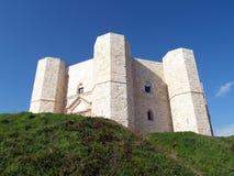 το κάστρο επικολλά Στοκ εικόνα με δικαίωμα ελεύθερης χρήσης