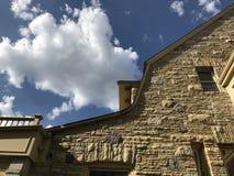 Το κάστρο πετρών Στοκ εικόνες με δικαίωμα ελεύθερης χρήσης