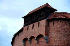 Το κάστρο σε Malbork Στοκ φωτογραφία με δικαίωμα ελεύθερης χρήσης