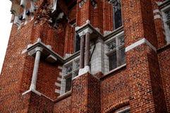 Το κάστρο σε Malbork Στοκ Φωτογραφίες
