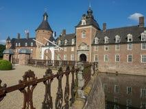 Το κάστρο του anholt στη Γερμανία Στοκ εικόνες με δικαίωμα ελεύθερης χρήσης