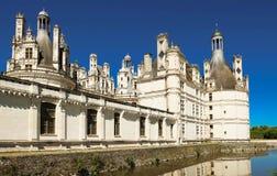 Το κάστρο Chambord στην κοιλάδα Γαλλία της Loire Χτισμένος το 1519-1547 Στοκ εικόνες με δικαίωμα ελεύθερης χρήσης