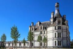 Το κάστρο Chambord στην κοιλάδα της Loire, Γαλλία Χτισμένος το 1519-1547 Στοκ Εικόνες