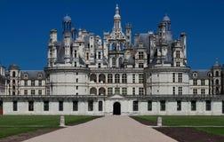 Το κάστρο Chambord στην κοιλάδα της Loire, Γαλλία Χτισμένος το 1519-1547 Στοκ Φωτογραφία