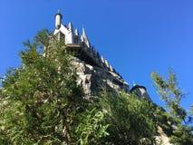 Το κάστρο Hogwarts Στοκ Φωτογραφία