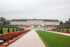 Το κάστρο Ludwigsburg Στοκ Εικόνες
