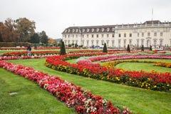 Το κάστρο Ludwigsburg Στοκ Φωτογραφία