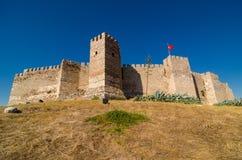 Το κάστρο Selcuk Στοκ εικόνα με δικαίωμα ελεύθερης χρήσης