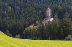 Το κάστρο Welsberg Στοκ εικόνα με δικαίωμα ελεύθερης χρήσης