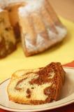 το κέικ αγγέλου κόβει το Στοκ εικόνα με δικαίωμα ελεύθερης χρήσης