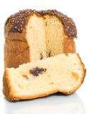 το κέικ Πάσχα τεμάχισε το &lambd Στοκ εικόνες με δικαίωμα ελεύθερης χρήσης