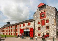 Το κέντρο κληρονομιάς του Jameson στο κοβάλτιο Midleton φελλός Στοκ φωτογραφία με δικαίωμα ελεύθερης χρήσης