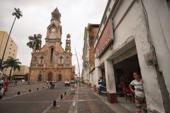 Το κέντρο Palmira Valle de Cauca Κολομβία Στοκ Φωτογραφίες