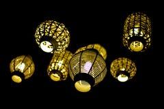 Το κίτρινο φως Στοκ Εικόνες