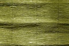 Το κίτρινο χρώμα crepe το έγγραφο Στοκ εικόνα με δικαίωμα ελεύθερης χρήσης