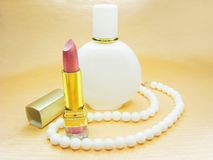 το καλλυντικό makeup έθεσε Στοκ εικόνα με δικαίωμα ελεύθερης χρήσης