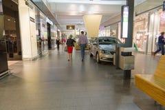 Το κατάστημα ακρόπολη σε KLAIPEDA Στοκ Φωτογραφία