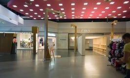 Το κατάστημα ακρόπολη σε KLAIPEDA Στοκ φωτογραφίες με δικαίωμα ελεύθερης χρήσης