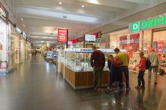 Το κατάστημα ακρόπολη σε KLAIPEDA Στοκ εικόνες με δικαίωμα ελεύθερης χρήσης