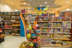 Το κατάστημα ακρόπολη σε KLAIPEDA Στοκ εικόνα με δικαίωμα ελεύθερης χρήσης