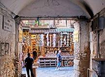 Το κατάστημα αναμνηστικών Στοκ φωτογραφία με δικαίωμα ελεύθερης χρήσης