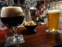 Το κατάστημα μπύρας Στοκ φωτογραφίες με δικαίωμα ελεύθερης χρήσης