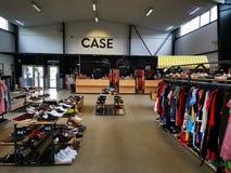 Το κατάστημα Miniprix σε Otopeni, Ρουμανία στοκ εικόνες