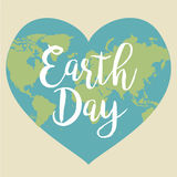 το καφετί καλυμμένο γήινο περιβαλλοντικό φύλλωμα ημέρας πηγαίνει πηγαίνοντας πράσινο δέντρο κειμένων συνθημάτων ρητών φράσεων φύσ Στοκ φωτογραφία με δικαίωμα ελεύθερης χρήσης