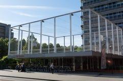 Το καλάθι Ουτρέχτη Στοκ εικόνα με δικαίωμα ελεύθερης χρήσης