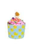 Το καλό cupcake Στοκ φωτογραφία με δικαίωμα ελεύθερης χρήσης