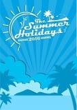 Το καλύτερο καλοκαίρι και οι καλύτερες καλοκαιρινές διακοπές Στοκ φωτογραφία με δικαίωμα ελεύθερης χρήσης