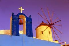 Το καλύτερο Santorini από το mirekphoto Στοκ Φωτογραφίες