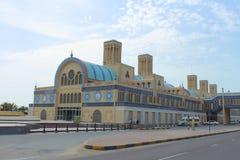 Το κεντρικό Souq στη Σάρτζα, Ηνωμένα Αραβικά Εμιράτα στοκ φωτογραφία με δικαίωμα ελεύθερης χρήσης