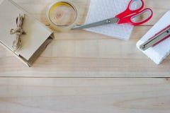 Το κενό κιβώτιο είναι εξοπλισμός για το κιβώτιο Στοκ Φωτογραφία