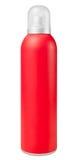 το κενό μπορεί κόκκινος ν&alpha Στοκ φωτογραφία με δικαίωμα ελεύθερης χρήσης