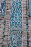 Το κεραμίδι του μεγάλου μουσουλμανικού τεμένους του Malatya, Τουρκία Στοκ φωτογραφία με δικαίωμα ελεύθερης χρήσης