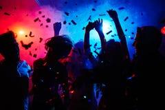 Το κεφάλι κολυμπά στη πίστα χορού Στοκ Εικόνες