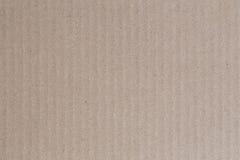 Το κιβώτιο καφετιού εγγράφου είναι κενό, αφηρημένο χαρτόνι backg Στοκ εικόνα με δικαίωμα ελεύθερης χρήσης